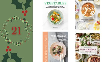 Day 21 - Win a bundle of French-inspired cookbooks from Flammarion
