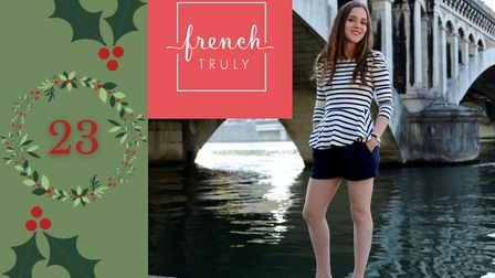 Day 23: Win an online French language course from French Truly