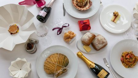 The five-course gastronomic menu is available until January 2021