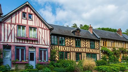 Le Bec Hellouin in Calvados (c) HJBC Getty Images
