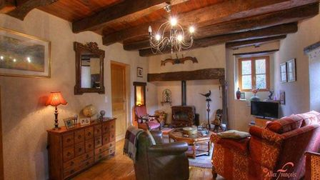 House in Corrèse on the market with Allez-Francais