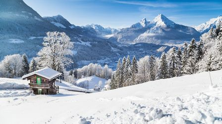 The Chalet is set in a ski resort in the French Alps. Pic: Getty Images/iStockphoto/bluejayphoto