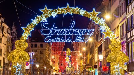 Strasbourg is known as the Capital of Christmas © Leonid Andronov Getty Images