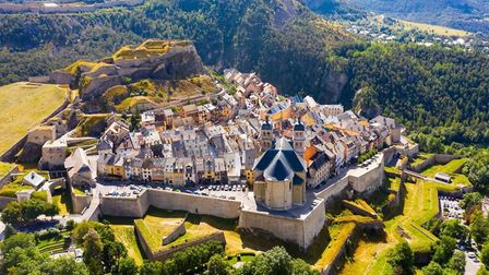 The amazing, fortified town of Briancon is well worth visiting. Pic: Getty