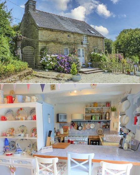 Idyllic cottage in central Brittany with Leggett Immobilier