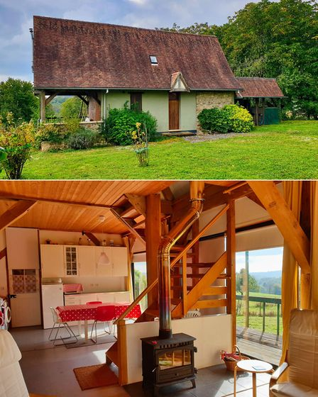 Renovated cottage for sale in Dordogne with Leggett Immobilier
