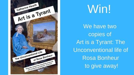 Win a copy of Art is a Tyrant