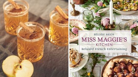 Festive Cider from Miss Maggie's Kitchen: Relaxed French Entertaining. Photography © Christophe Roué