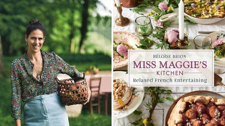 Home-cooking guru, Heloïse Brion, has released a new cookbook, Miss Maggie's Kitchen: Relaxed French