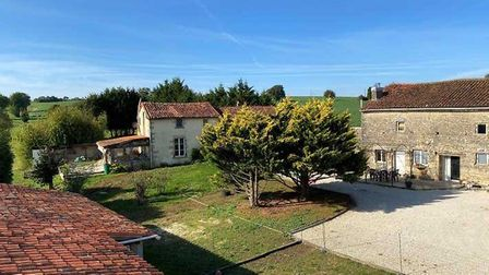 Property in Charente on the market with Tic Ruffec