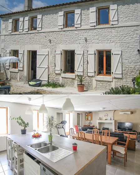 House for sale near boulangerie and bar in Charente with Charente Immobilier