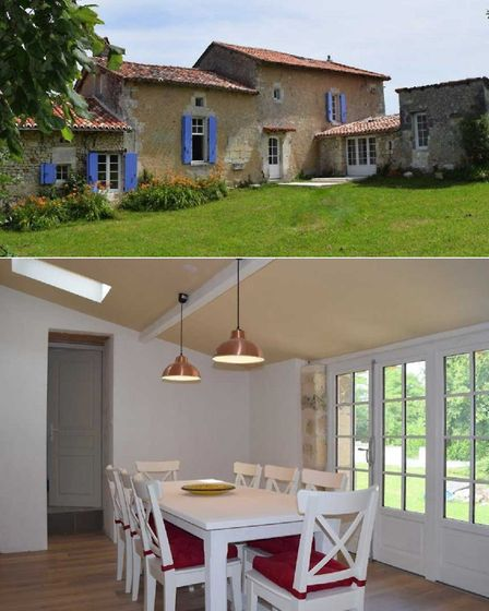 House on the edge of a Dordogne village for sale with Beaux Villages Immobilier