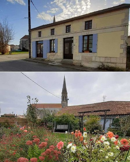 Village house in Charente for sale with Agence Newton