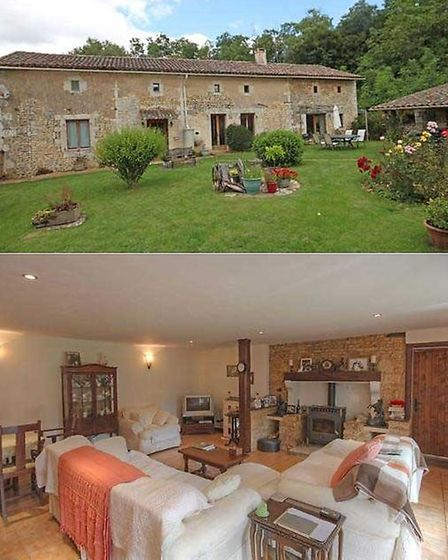 House for sale walking distance from Vienne village with Allez Francais
