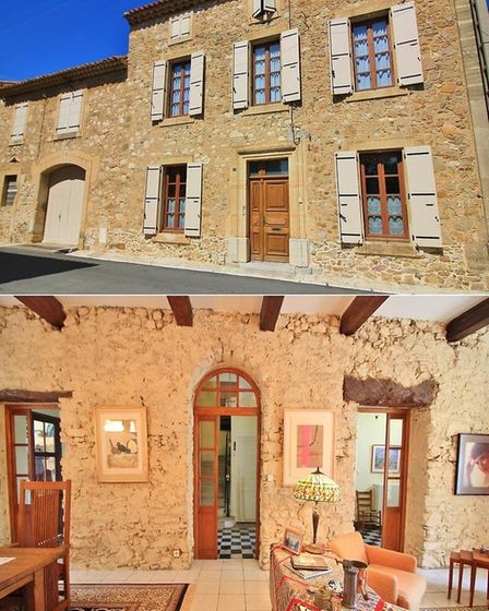 Village house in Aude for sale with Leggett Immobilier
