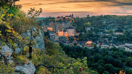 Rocamadour in the Dordogne Valley of Lot (c) Stephane Debove - Getty Images