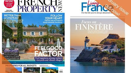 The February issue of French Property News is out now!