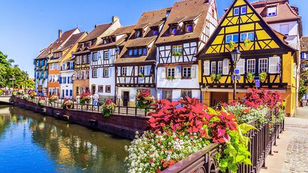 Colmar in Alsace has charm in abundance (c)Getty Images