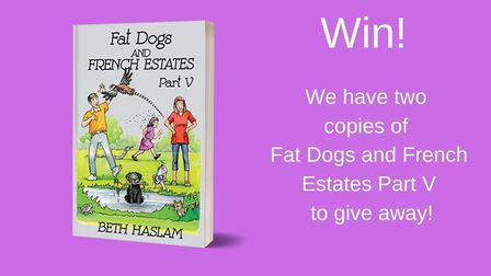 Win a copy of Fat Dogs and French Estates Part V