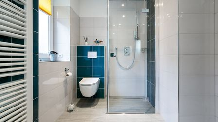 All new-build houses must contain walk-in showers (c)HT-Pix/Getty Images