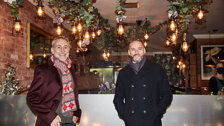 Michel Roux Jr and Fred Sirieix visited Little French in Bristol for Remarkable Places to Eat (c) BB