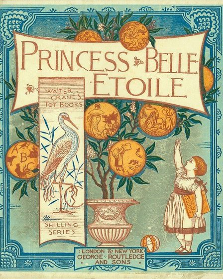 Princess Belle Etoile, one of Madame d'Aulnoy's stories. Pic: Wikimedia