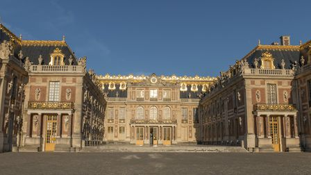 See the Palais de Versailles without the tourists. Pic: mtnmichelle/Getty