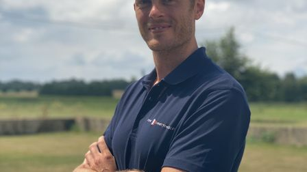 Richard has over 10 years' experience in buying, renting and selling French property. Picture: Frenc