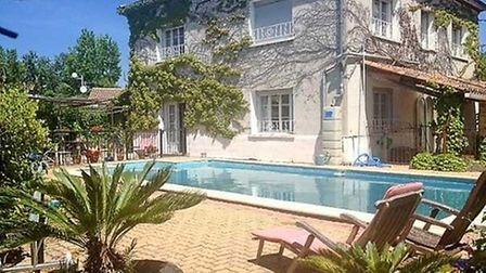 Property in Servian on the market with Real Estate Languedoc