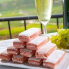 Biscuits roses de Reims. Pic: Barmalini/Getty