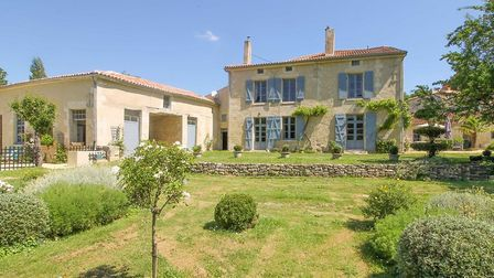 Stunning home for sale in Vendee with Leggett