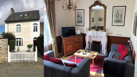 Village house for sale in Mayenne with Maison Perfect