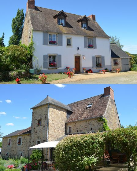 Gorgeous house in Sarthe with Leggett Immobilier