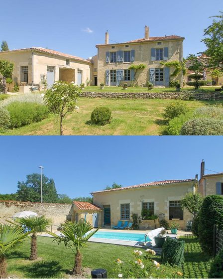 House for sale in Vendee with Leggett
