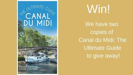 Win a copy of Canal du Midi: The Ultimate Guide