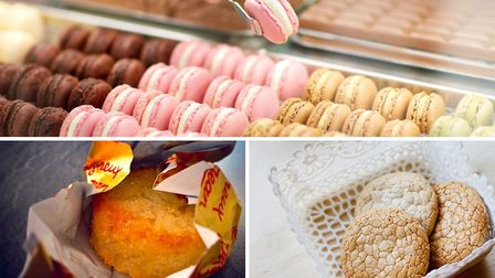 There are several different versions of the French macaron © Lucky Business / Yana Tikhonova Getty I