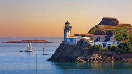 Lighthouse of L'Ile Louet (c) Rolf E. Staerk / Getty Images