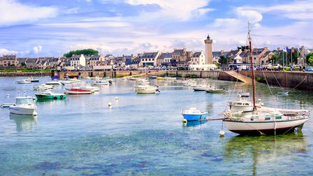 Catch a ferry to Roscoff (c) Xantana / Getty Images