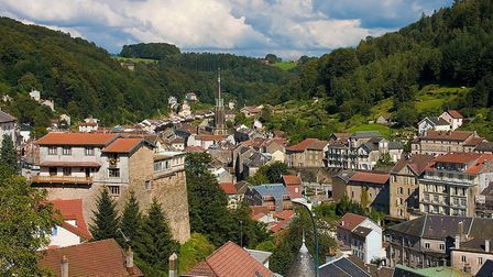 Plombieres-les-Bains, town of a thousand balconies. Pic: Mstorn/Wikimedia