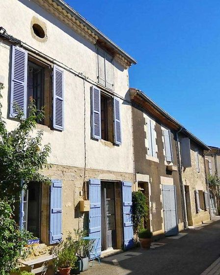 On the market for €113,000 with Compass Immobilier