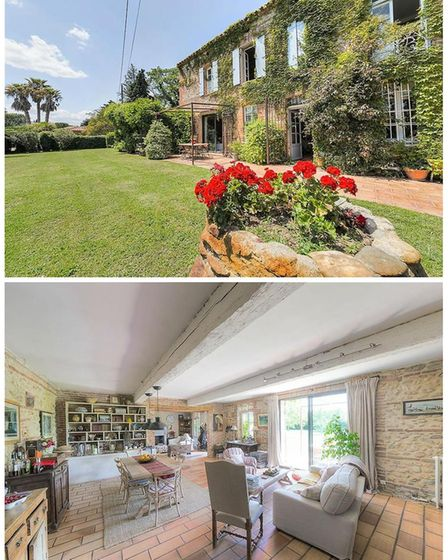 A five-bedroom farmhouse with olive grove on the market with Maison Individuelle