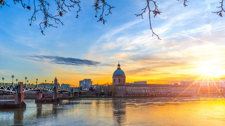 Garonne river in Toulouse (c) Miki1988/Getty Images