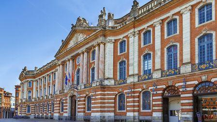 The Capitole is the heart of the French city of Toulouse (c) Borisb17/Getty Images