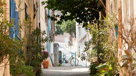 The Quartier Haut is one of Sete's prettiest districts. Pic: Florian Ambrosino