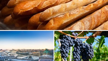 French baguettes, Paris rooftops and a wine festival in Jura are hoping for Unesco recognition this
