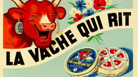 The red laughing cow is revognisable the world over ©MVQR
