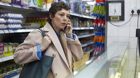 Olivia Colman stars as daughter Anne in The Father. Pic: Sean Gleason/Sony Pictures Classics