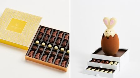 A taster of the Easter collection at Maison Pierre Marcolini