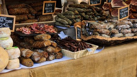 Markets are great for finding speciality sausage (RnDmS / Getty Images)
