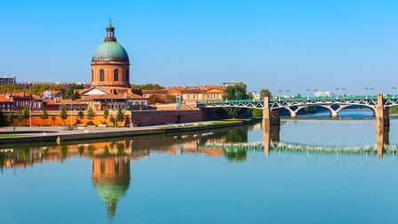 Toulouse is known as the Pink City. Pic: saiko3p/Getty